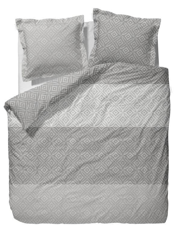 200x220 cm : luksus dobbelt sengetøj fra essenza   james 2x2,2