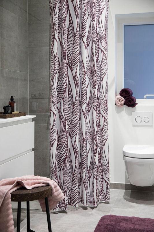 badeforhæng med rynkebånd Gartex badeforhæng : Luksus badeforhæng fra GARTEX by COMPLIMENTS  badeforhæng med rynkebånd