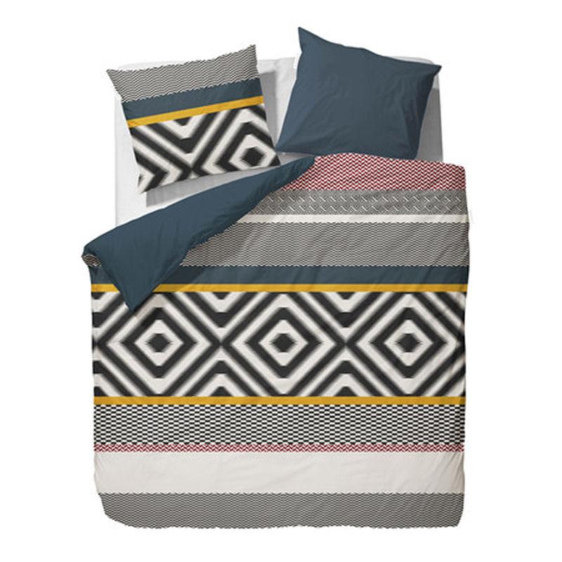 dobbelt sengetøj Sengetøj 200x220 cm : Luksus dobbelt sengetøj fra ESSENZA   KENZA  dobbelt sengetøj