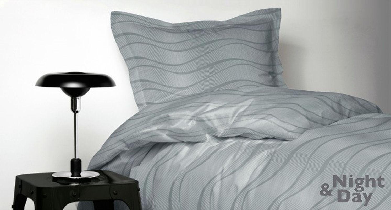 ea746f5969c Sengetøj 200x200 cm : Luksus dobbelt sengetøj fra NIGHT & DAY - FLOW ...