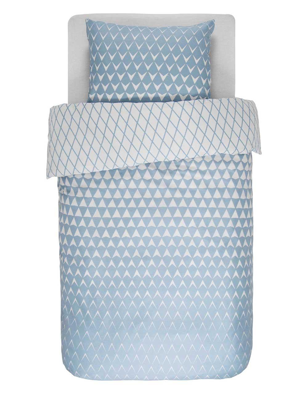 Picture of: Sengetoj 200×220 Cm Luksus Dobbelt Sengetoj Fra Esprit Mina Blue 2×2 2