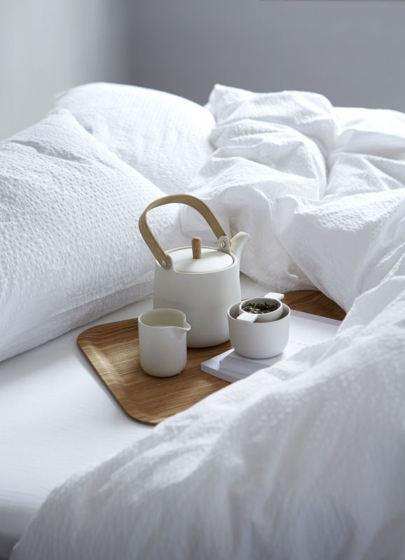 crepe sengetøj