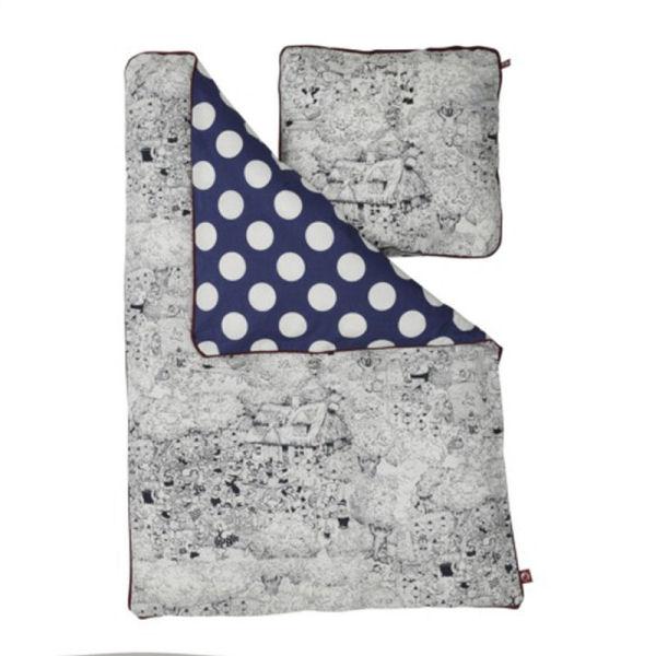 rasmus klump sengetøj Rasmus Klump Baby sengetøj : Baby sengetøj fra METTE DITMER  rasmus klump sengetøj
