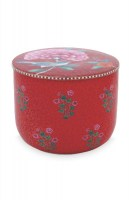 Cottonbox Floral red