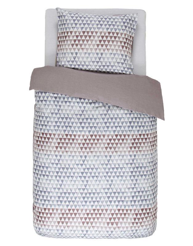 luksus sengetøj Sengetøj 140x200 cm : Luksus sengetøj fra ESPRIT   YELKA GREY 200 luksus sengetøj
